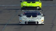 Lamborghini Super Trofeo Videos