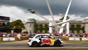 360 Video From Mattias Ekström's 560hp Audi S1 EKS RX Quattro Rallycross Car