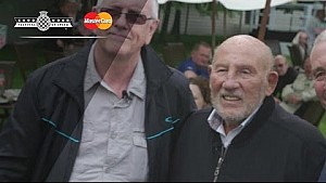Sir Stirling Moss Gives Lifelong Fan a Priceless Surprise!