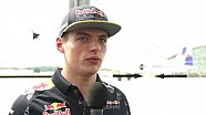 Hangar-7: Max Verstappen interview before Austrian GP