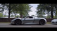 A remarkable experience in the Porsche 918 Spyder at the Goodwood Festival of Speed