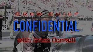 Crew Chief Confidential: Brian Corradi