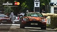 V12 Aston Martin DB11's Powerful Debut