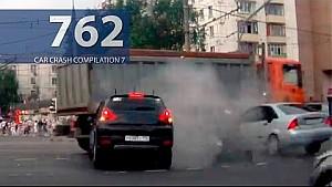 Car Crash Compilation # 762 - July 2016