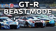 28 OVERTAKES! GT-R Beast Mode with Lucas Ordóñez!