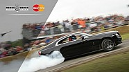 Rolls-Royce Wraith's Incredible FOS Burnout