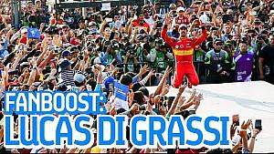 Formula E FanBoost Award: Lucas di Grassi