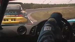 On-board the McLaren F1 GTR - Anderstorp - 1996 BPR Global GT Endurance Series