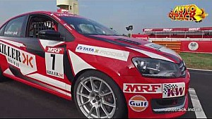 Highlights from Volkswagen Vento Cup Round 2