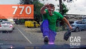 Car Crash Compilation # 770 - July 2016 (English Subtitles)