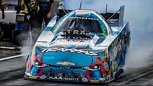 Courtney Force clinches the No. 1 spot
