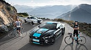 2016 Tour de France Winner Chris Froome thanks everyone at Ford