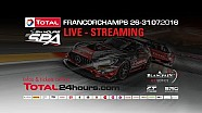 LIVE: Total 24 Hours of Spa - Pre-Qualifying