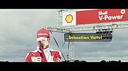 Vettel ambulans ile Ferrari'yi geçebilir mi?