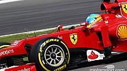 Alonso, cuatro años sin conseguir la pole