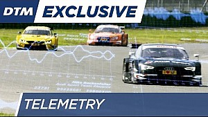 Telemetry - Tech Facts - DTM 2016
