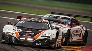 McLaren 650S GT3 at the 2016 Total 24 Hours of Spa #WeWillBeBack