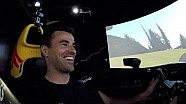 The Red Bull Racing Simulator Challenge: Steve Jones