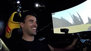 The Red Bull Racing Simulator Challenge: Steve Jones