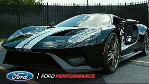 Racing Stars Visit Ford World Headquarters | NASCAR | Ford Performance