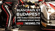 Blancpain GT Series - Budapest - 2016 - Main Race - On Board