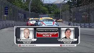 Toronto 2016 Porsche GT3 Cup Challenge Canada by Yokohama TV Broadcast