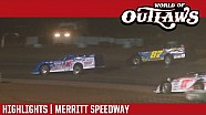 World of Outlaws Craftsman Late Models Merritt Speedway August 28th, 2016 | HIGHLIGHTS