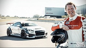 I'm Racing in the Audi TT Cup!