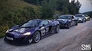 Supercars on a Dirt Road... [Fuel Faction ENA Pre-Tour]