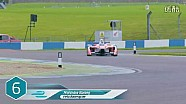 Formula E 季前测试——各车队最快圈排名