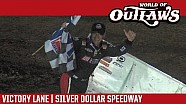 World of Outlaws Craftsman Sprint Car Series Victory Lane from the Gold Cup | September 9th, 2016