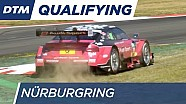 Miguel Molina off the Track in Qualifying - DTM Nürburgring 2016