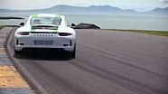Porsche 911R v Aston Martin V12 Vantage S