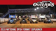 2016 Champion Racing Oil National Open Format Explainer