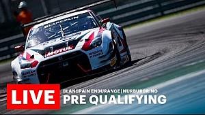2016 Blancpain Endurance Series - Nurburgring - Pre-Qualifying - LIVE