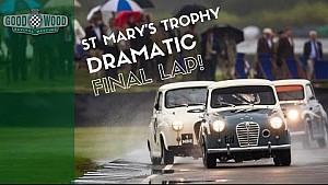 BTCC Champions' Dramatic Final Lap
