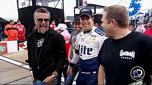 Keselowski featured on Discovery's 'Fast N' Loud'