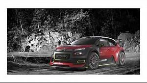 Citroën's 2017 challenger - The C3 WRC