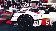 Toyota Gazoo Racing at Paris Motor Show 2016