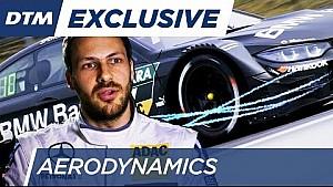 Aerodynamics - Tech Facts - DTM 2016