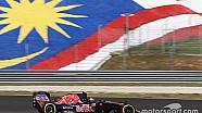 Una vuelta a Sepang con Carlos Sainz