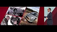 TOYOTA Press Conference | Paris Motor Show 2016