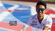 Friendship & Rivalry – Kazuki Nakajima On Kobayashi, WEC & Le Mans | Mobil 1 The Grid