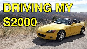 VTEC Finally Kicks In! Driving My Honda S2000