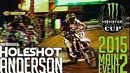 Toyota Holeshot Bracket Challenge - MEC 2015 Ana Yarış 2 - Anderson