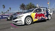 Red Bull Global Rallycross Los Angeles presented by Honda (I)