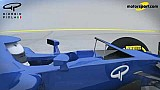 Giorgio Piola - 'Active' windscreen cockpit protection proposal