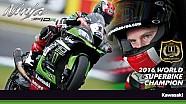 Jonathan Rea 2016 WSBK Champion - Kawasaki ZX-10R