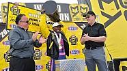 Antron Brown clinches Third NHRA Mello Yello Championship
