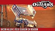 Jacob Allen | 2016 Season In Review